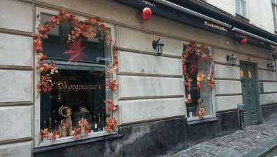 Cute boutique shops in Gamla stan